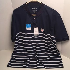 """Men's """"lzod"""" Polo Tee New with Tags Attached"""
